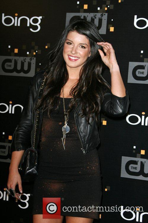 Shenae Grimes The CW's Premiere Party held at...