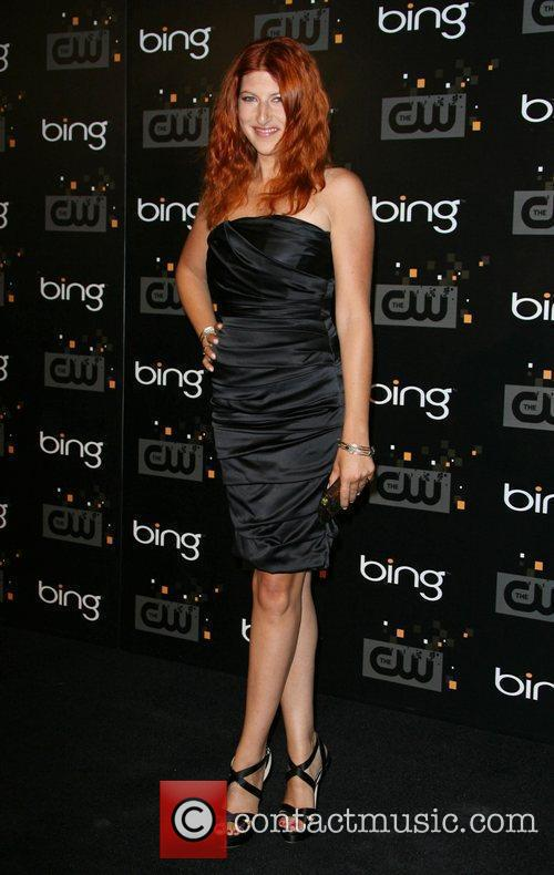 Tara Summers The CW's Premiere Party held at...