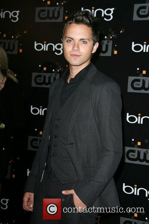 Thomas Dekker The CW's Premiere Party held at...