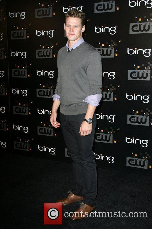 Zach Roering The CW's Premiere Party held at...