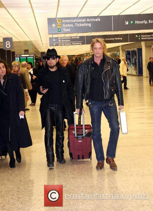 Dave Navarro, A Camp, Camp Freddy and Sebastian Bach 2