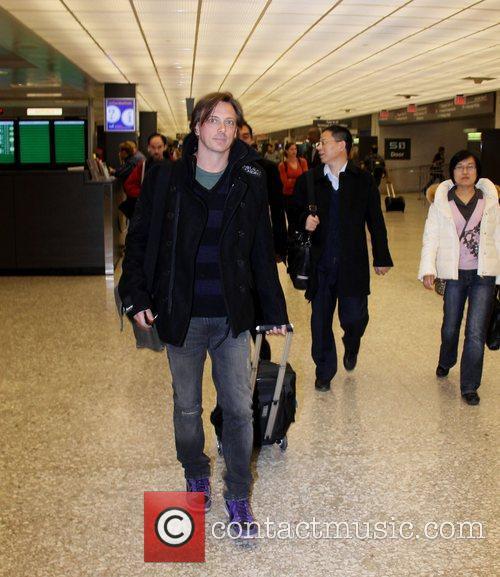 Arrives at Washington Dulles International Airport ahead of...