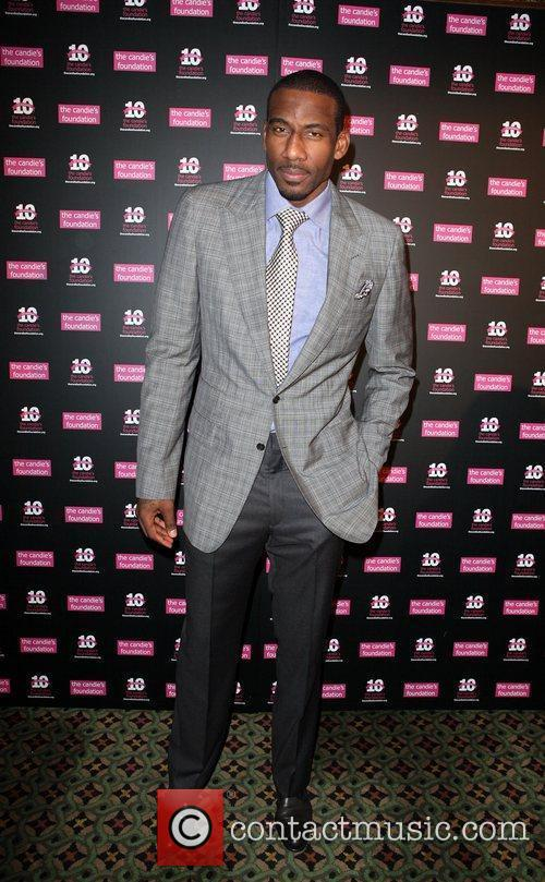 Amar'e Stoudemire Candie's Foundation 2011 event to prevent...