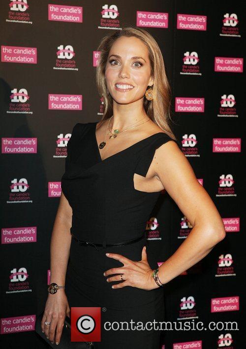 Elizabeth Berkley Candie's Foundation 2011 event to prevent...