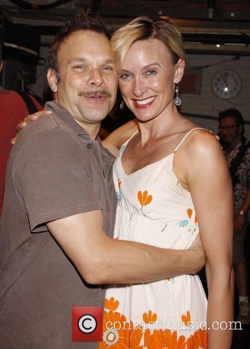Norbert Leo Butz and Rachel de Benedet The...