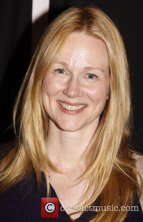 Laura Linney The cast and special guests celebrate...