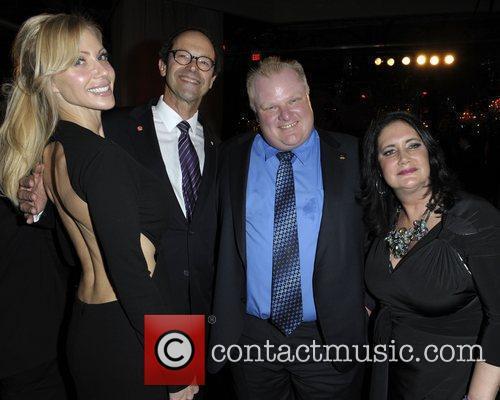 Sylvia Mantella, Dr. Michael Baker, Mayor Rob Ford,...