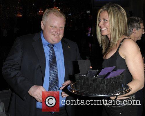 Mayor Of Toronto Rob Ford 2