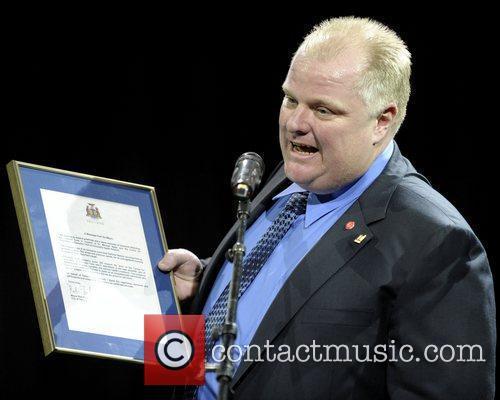 Mayor Of Toronto Rob Ford 6