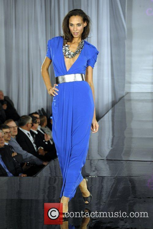 Catwalk Cure in support of Dr. Michael Baker...