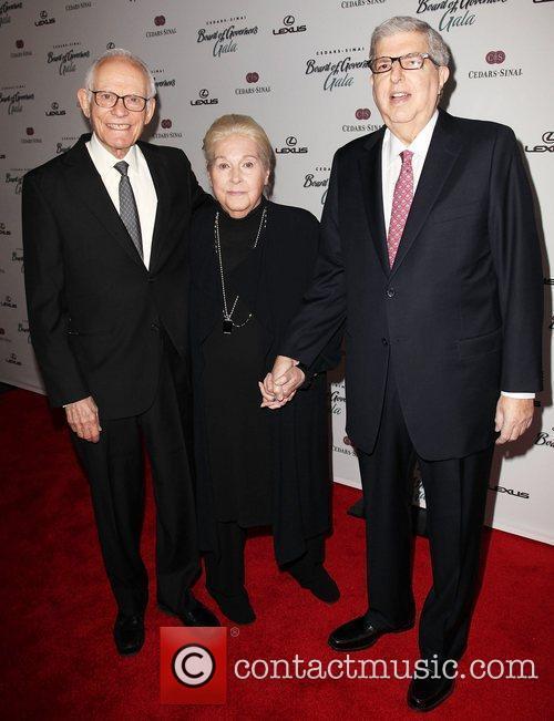 Alan Bergman, Marilyn Bergman, and Marvin Hamlish Cedars-Sinai...