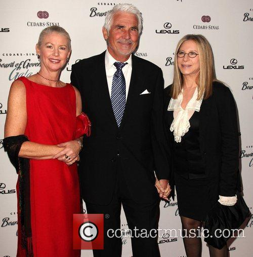 Merz, Barbra Streisand, James Brolin and Beverly Hilton Hotel 6