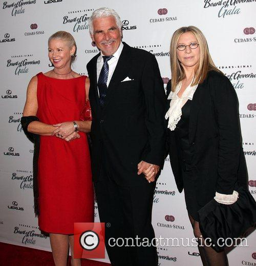 Merz, Barbra Streisand, James Brolin and Beverly Hilton Hotel 3