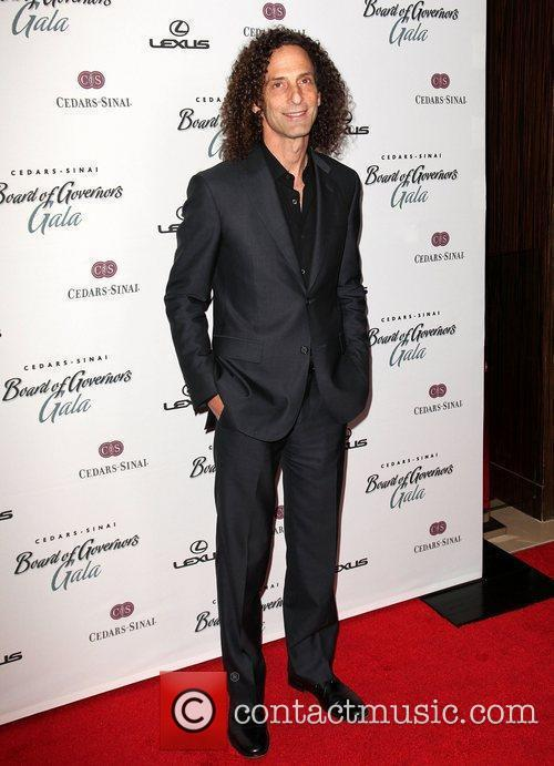 Kenny G and Beverly Hilton Hotel 1