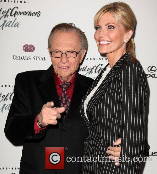Larry King and Beverly Hilton Hotel 2