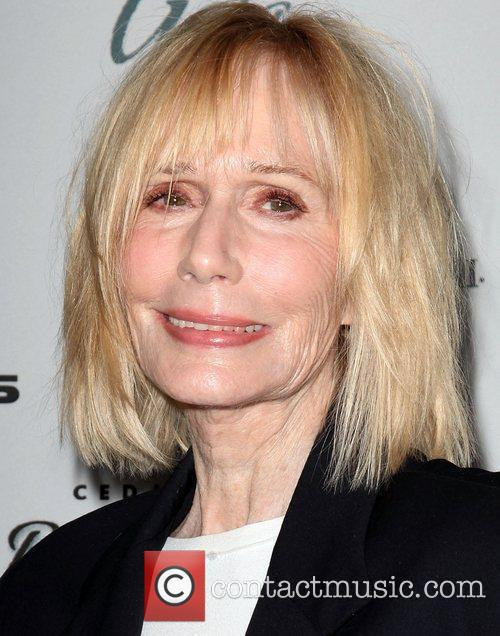 Sally Kellerman and Beverly Hilton Hotel 1