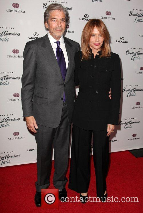 Rosanna Arquette and Beverly Hilton Hotel 3