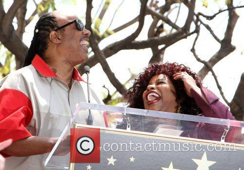 Stevie Wonder and Chaka Khan 14