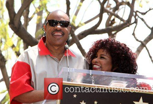 Stevie Wonder and Chaka Khan 16