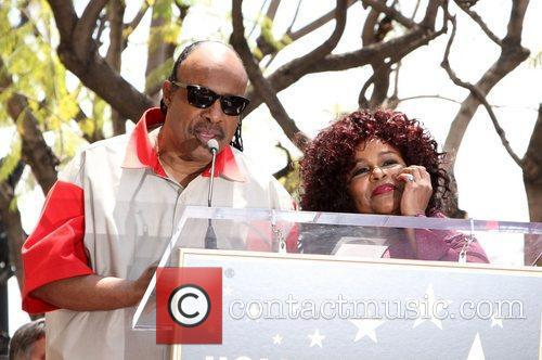 Stevie Wonder and Chaka Khan 15