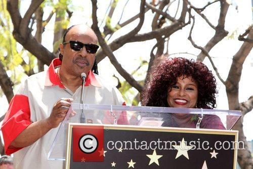 Stevie Wonder and Chaka Khan 11