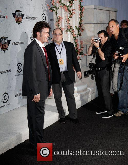 Charlie Sheen Comedy Central Roast Of Charlie Sheen...