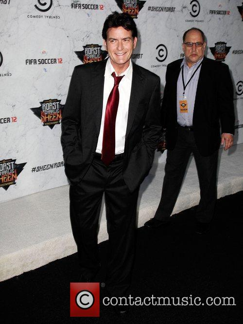 Comedy Central Roast Of Charlie Sheen - Arrivals...