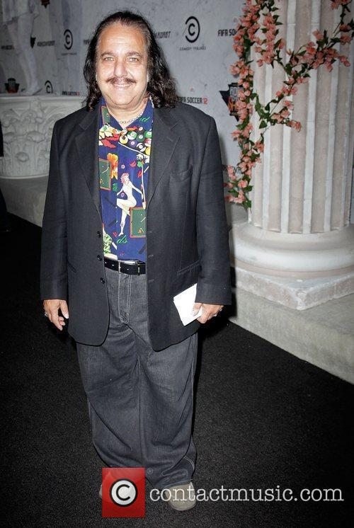 Ron Jeremy Comedy Central Roast Of Charlie Sheen...