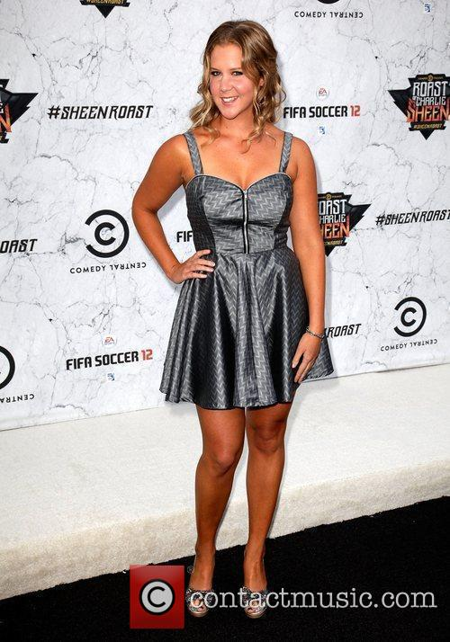 Amy Schumer Comedy Central Roast Of Charlie Sheen...
