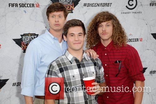 Anders Holm, Adam DeVine, and Blake Anderson Comedy...