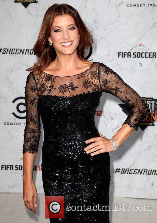 Kate Walsh Comedy Central Roast Of Charlie Sheen...