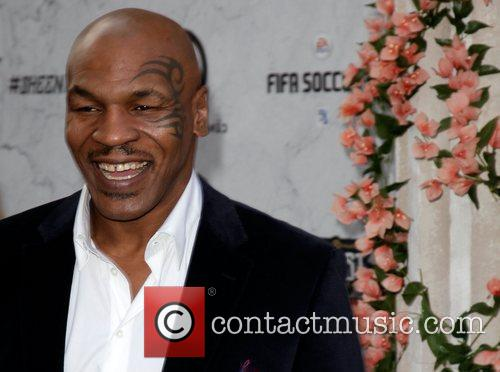 Mike Tyson Comedy Central Roast Of Charlie Sheen...