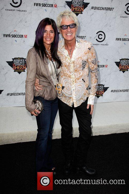 Kevin Cronin of REO Speedwagon Comedy Central Roast...