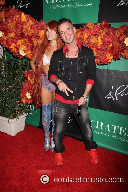 Mike The Situation Sorrentino Chateau Gardens Grand Opening...