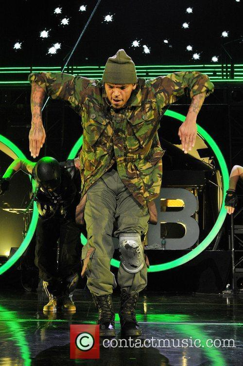 Chris Brown 31