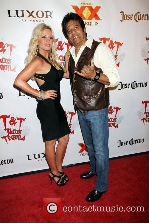 Erik Estrada, Tamra Barney The Second Annual Chip...