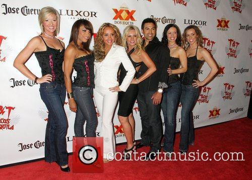 Tamra Barney, Eddie Judge, Fantasy Girls, Lorena Peril...