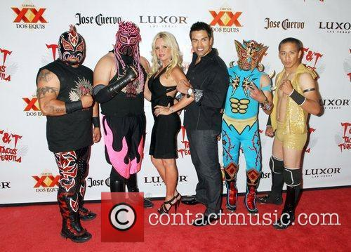 Tamra Barney, Eddie Judge, World Power Lucha Libre...