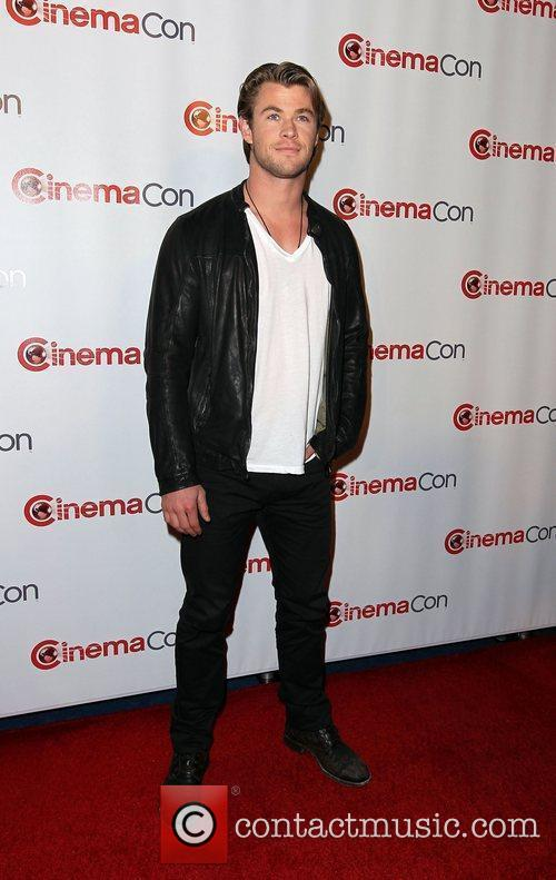 Chris Hemsworth   CinemaCon 2011 Day One...