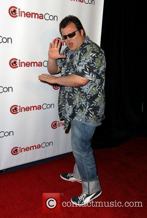 Jack Black   CinemaCon 2011 Day One...
