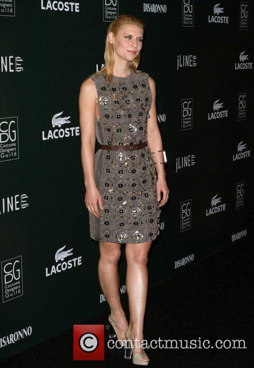 Claire Danes and Beverly Hilton Hotel 6