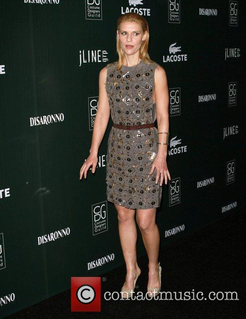 Claire Danes and Beverly Hilton Hotel 1