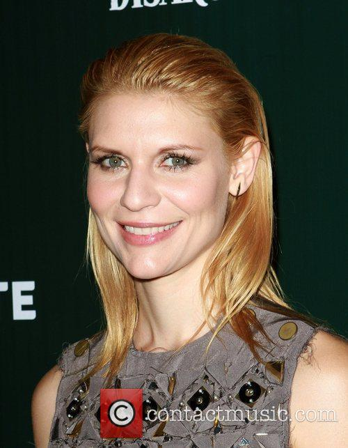 Claire Danes and Beverly Hilton Hotel 2