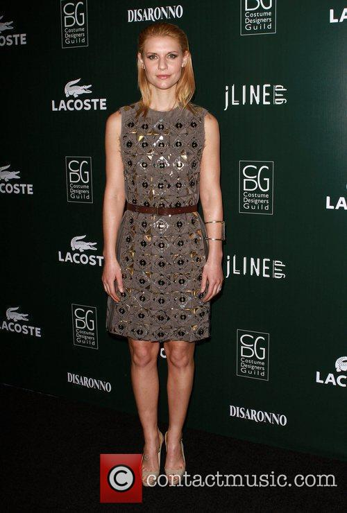 Claire Danes and Beverly Hilton Hotel 3
