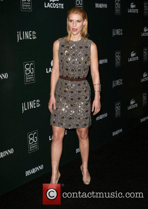 Claire Danes and Beverly Hilton Hotel 4