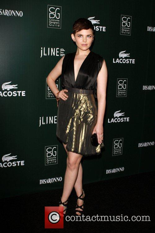 Ginnifer Goodwin and Beverly Hilton Hotel 4