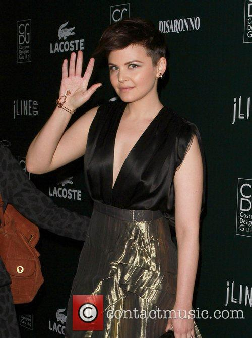 Ginnifer Goodwin and Beverly Hilton Hotel 8