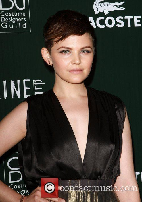 Ginnifer Goodwin and Beverly Hilton Hotel 7