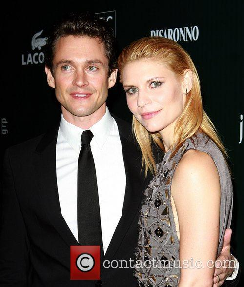 Hugh Dancy, Claire Danes and Beverly Hilton Hotel 1