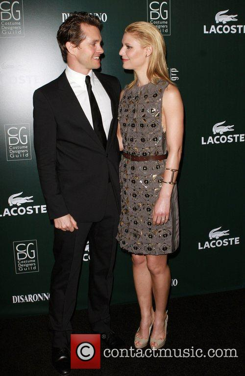Hugh Dancy, Claire Danes and Beverly Hilton Hotel 4